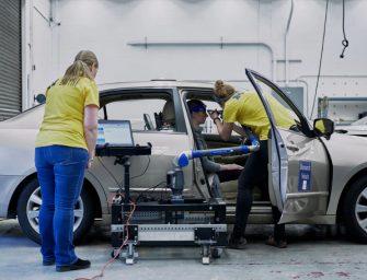 ¿Cómo se logrará evitar los mareos en el coche con la llegada del vehículo autónomo?
