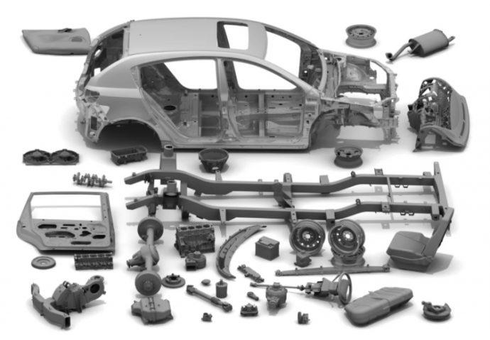 tipos de materiales para carrocerías en vehículos actuales