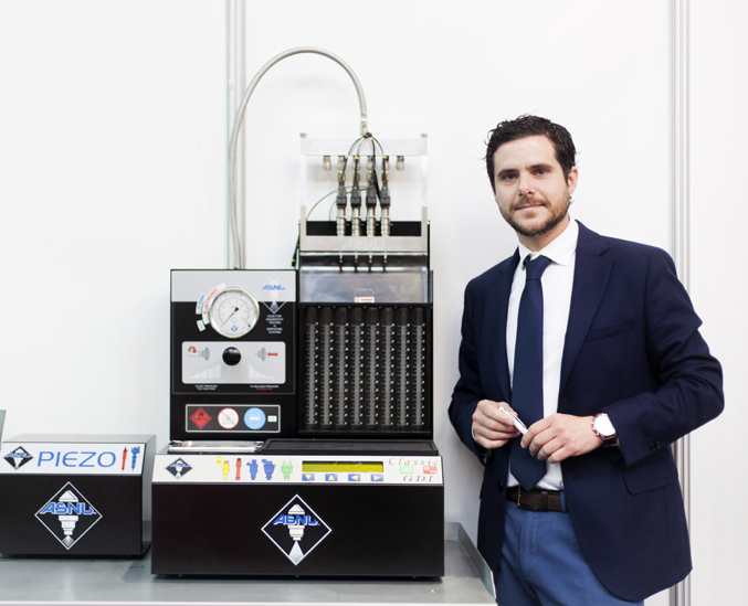 Toni Escudero gerente Diesel PaCo