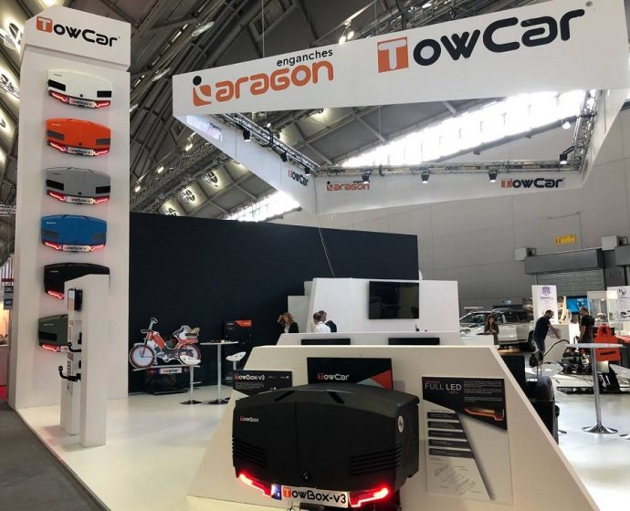 Towcar Automechanika 2018