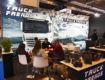 Truckfrenos en Motortec Automechanika Madrid 2019