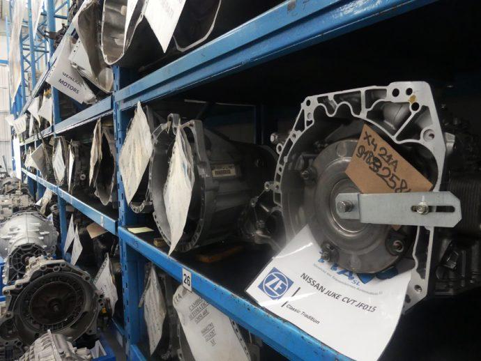 TTA crea red de talleres especialistas cambio automático