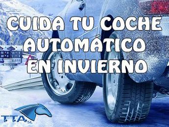 TTA cuidado del coche en invierno