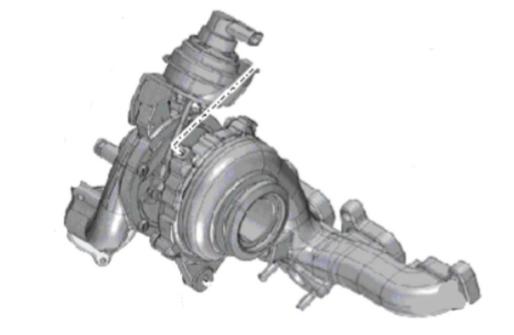turbocompresor de geometría variable