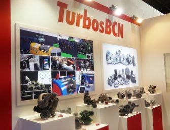 TurbosBCN en Motortec Automechanika Madrid 2019
