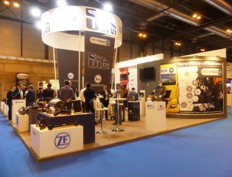 Urvi en Motortec Automechanika Madrid 2019