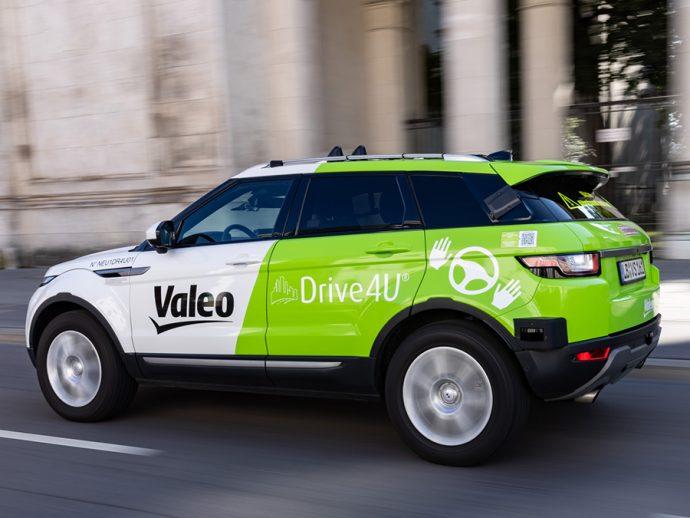 Valeo anuncia innovaciones en la IAA Mobility 2021 de Múnich