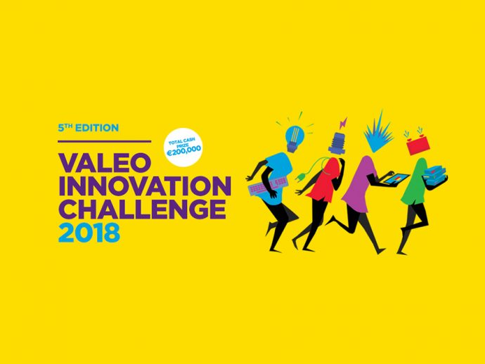 valeo innovation challenge 2018