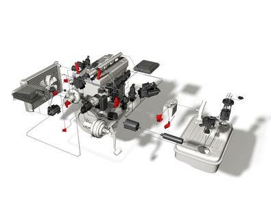válvulas eléctricas Pierburg de Motorservice