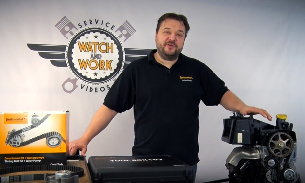 vídeos Watch & Work ContiTech