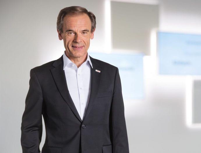 Volkmar Denner CEO del Grupo Bosch