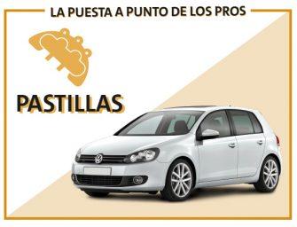 Conoce la gama de recambios Volkswagen Economy: Pastillas de freno