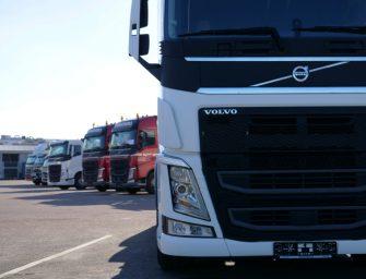 Volvo Trucks lanza una nueva web europea para comprar camiones usados