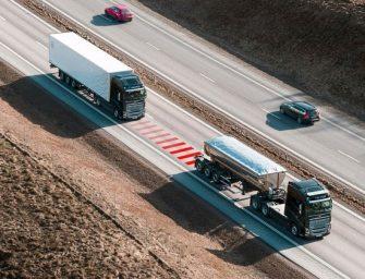 Volvo Trucks lanza su nueva medida de seguridad Distance Alert