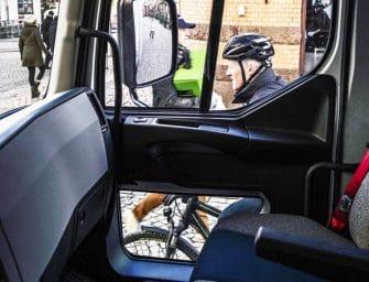 La seguridad vial en las ciudades preocupa a Volvo Trucks