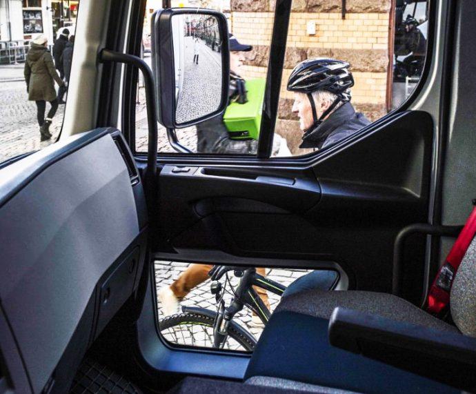 Volvo Trucks seguridad vial urbana