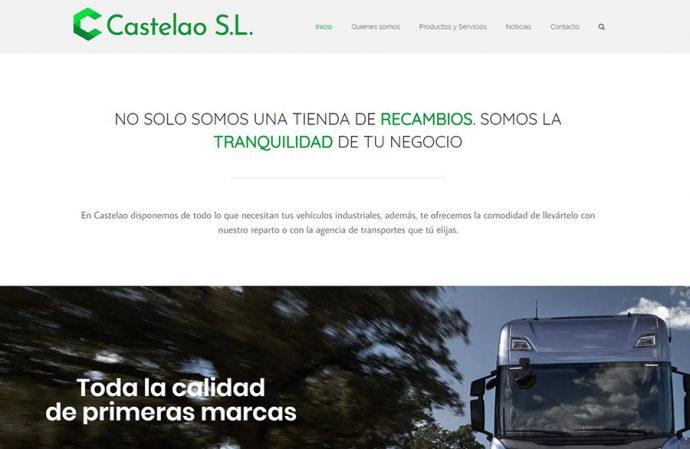 web Castelao