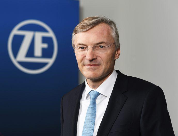 Wolf-Henning Scheider CEO de ZF