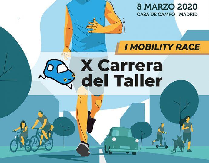 X Carrera del Taller