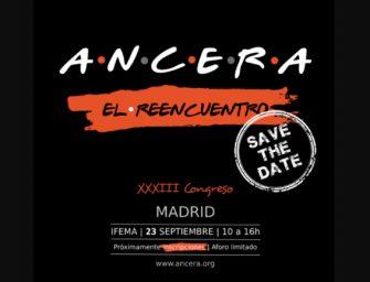 El XXXIII Congreso de Ancera cita a la distribución para el 23 de septiembre