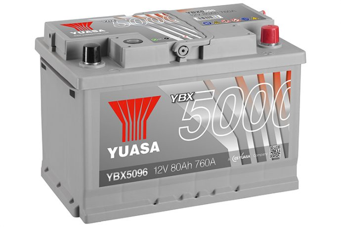 GS YUASA 100 años