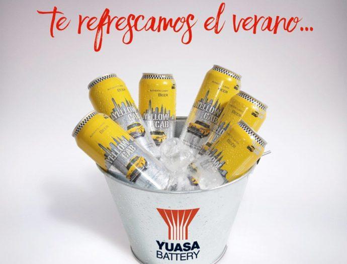 GS Yuasa Battery Iberia promoción