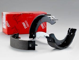 ZF presenta el nuevo diseño de las zapatas de freno TRW