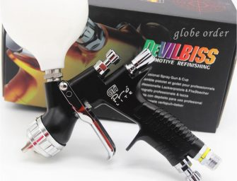 Zaphiro sube a dos años la garantía para la gama premium de pistolas Devilbiss