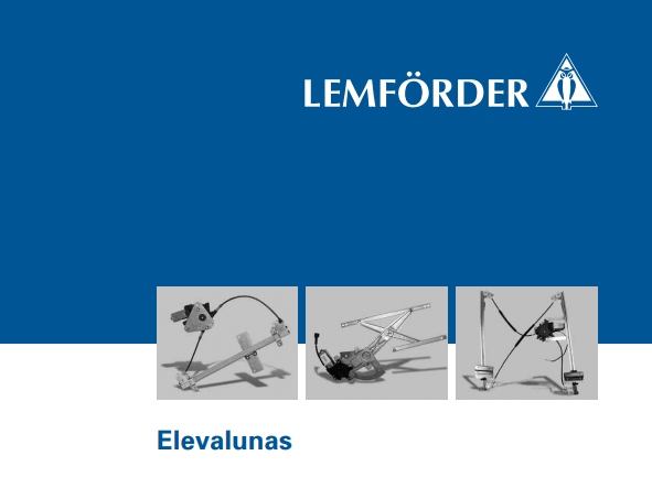 ZF Aftermarket ampliación gama de elevalunas Lemförder 2021