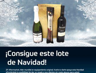 ZF activa una campaña de Navidad en amortiguadores turismo Sachs y Boge